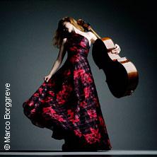 Harriet Krijgh | Bruckner Orchester Linz, Dennis Russell Davies