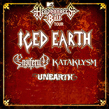 MTV's Headbangersball: Iced Earth + Ensiferum + Kataklysm + Unearth