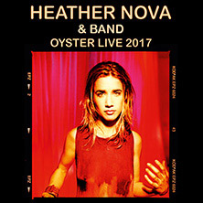 Heather Nova & Band spielen Oyster in HAMBURG * Gruenspan