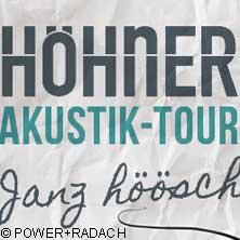 Höhner: Akustik-Tour -Janz höösch