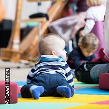 Hör mal, wie das klingt - Philharmonie entdecken Babykonzert in ESSEN * Philharmonie Essen - RWE Pavillon,
