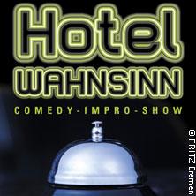 Hotel Wahnsinn - Comedy-Impro-Show