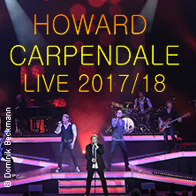 Schlager: Howard Carpendale - Live 2017/2018 Karten