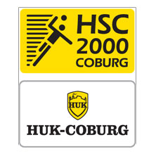 HSC 2000 Coburg - TSV Hannover-Burgdorf