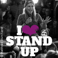 I Love Stand Up - Open Mic in HAMBURG * Frachtraum,
