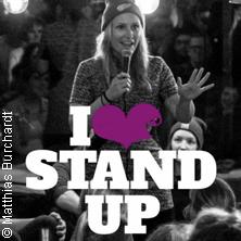 Karten für I Love Stand Up - Open Mic in Hamburg