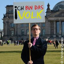Karten für Tilman Lucke: Ich bin das Volk in Berlin