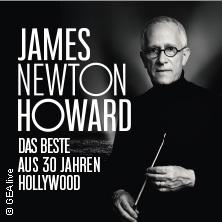 James Newton Howard in Mannheim, 23.11.2017 - Tickets -