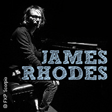 An evening with James Rhodes: Eine musikalische Lesung