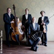 Jourist Quartett: Eine Hommage an Astor Piazzolla