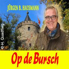 Jürgen B. Hausmann: Op de Bursch