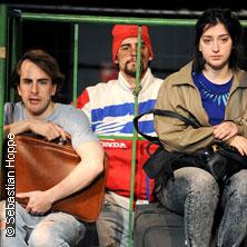 Der Junge mit dem Koffer - Düsseldorfer Schauspielhaus in DÜSSELDORF * JSH / BÜHNE,