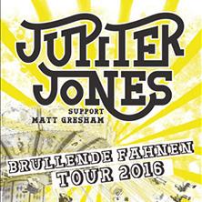 Jupiter Jones: Brüllende Fahnen Tour