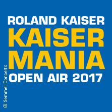Roland Kaiser: Kaisermania Open Air 2017