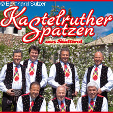 Kastelruther Spatzen LANDSHUT / ESSENBACH - Tickets