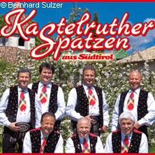 Kastelruther Spatzen: Tournee 2017