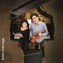 Leonidas Kavakos & Yuja Wang