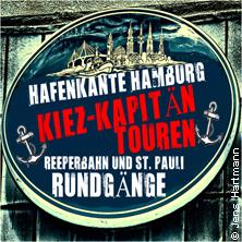 Kiez-Kapitän Reeperbahn & St. Pauli Tour