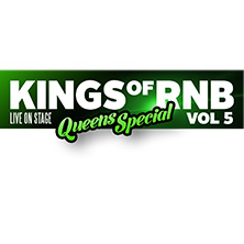 Kings of RnB Vol 5: Joe, Ashanti & Special Guests