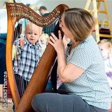 """Kleinkinderkonzert: """"Musik, die trägt auf hoher See"""""""