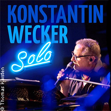 Konstantin Wecker - Solo am Flügel mit Jo Barnikel
