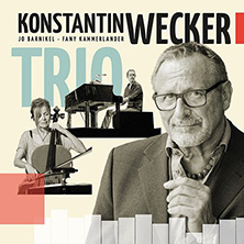 Karten für Konstantin Wecker Trio in Berlin
