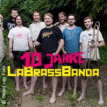 LaBrassBanda: 10 Jahre!