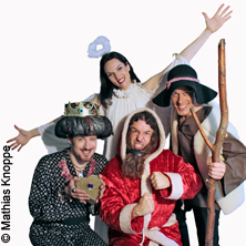 Lalelu - A Cappella-Comedy: Weihnachten Mit Lalelu Tickets