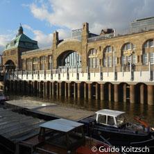 St. Pauli Landungsbrücken Tour | Abenteuer Hamburg