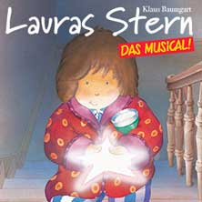 Lauras Stern - Das Musical Tickets