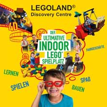 Legoland® Discovery Centre Berlin Tickets