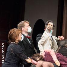 Die Liebe In Zeiten Der Cholera - Theater, Oper Und Orchester Halle Tickets