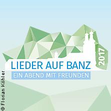 Lieder auf Banz mit Wecker, Astor, Schmidbauer uva