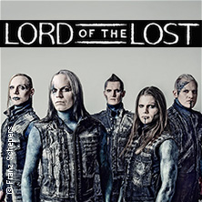 Hard & Heavy: Lord Of The Lost: Raining Stars Tour 2017 Karten