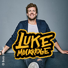 Luke Mockridge: Lucky Man in RHEINSTETTEN * dm-arena - Messe Karlsruhe,