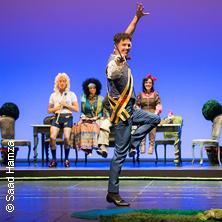 Die Märchenwelt zur Kur bestellt - Musiktheater Aalto in ESSEN * Aalto-Theater,