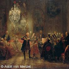 Märkisches Arkadien - Musik vom Hofe Friedrich des Großen