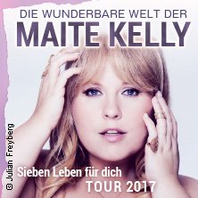 Maite Kelly in Duisburg, 29.09.2017 - Tickets -