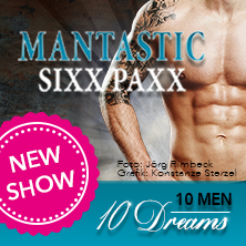 Mantastic Sixxpaxx: 10 Men - 10 Dreams