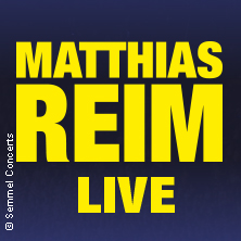 Matthias Reim - Open Air 2017