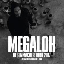 Megaloh: Regenmacher Tour 2017