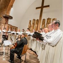 Meisterwerke der sakralen Chormusik