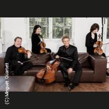Minguet Quartett Karten für ihre Events 2017