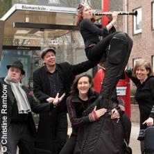 Mischpoke - Klezmer High Life in NORDERSTEDT * Kulturwerk am See,