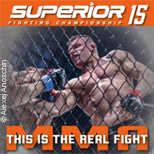 MMA: Superior Fighting Championship 15