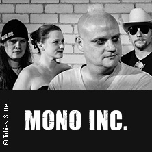 Mono Inc. + Support: Palast: Together Till The End