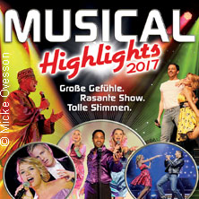 Musical Highlights 2017 - Die schönsten Songs in einer Show