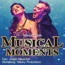 Musical Moments - Espen Nowacki`s Witzig - Charmante Musicalshow