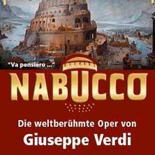 Nabucco - Oper von Giuseppe Verdi in MÜNCHEN, 06.08.2017 - Tickets -