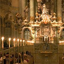 Orgelnachtmusik bei Kerzenschein